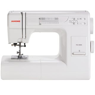 Janome HD3000 Sewing Machine