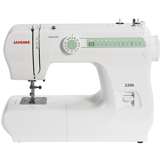 Janome 2206 Sewing Machine at Sears.com