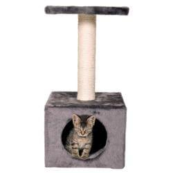 Trixie Zamora Platinum Grey Kitten Tree