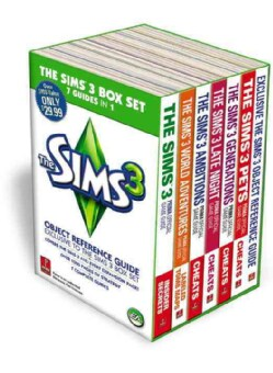 The Sims 3 Box Set: 7 Guides in 1 (Paperback)