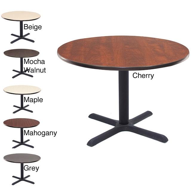 Regency Lunchroom 42-inch Round Table