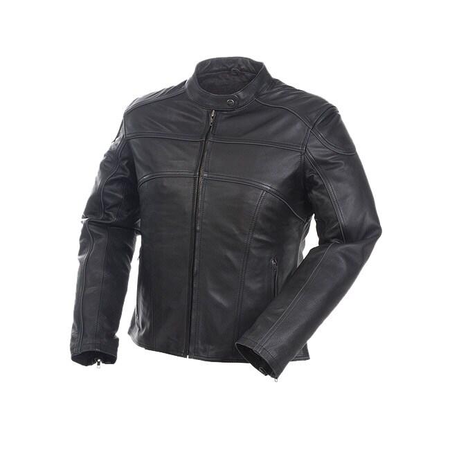 Mossi Women's 'Adventure' Leather Jacket