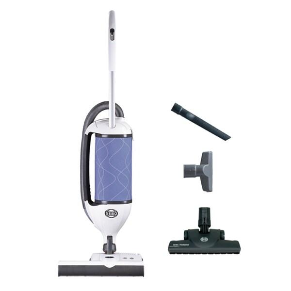 Sebo 9813AM Felix 2 Premium Ice Blue Vacuum