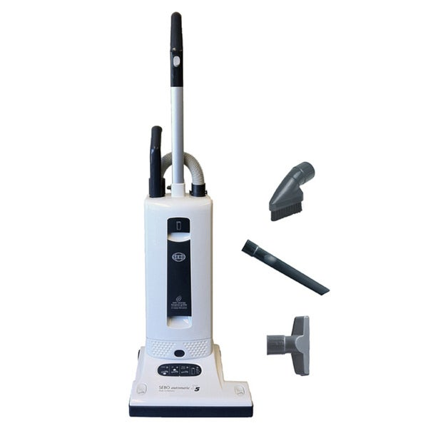 Sebo 9580AM Automatic X5 White Vacuum
