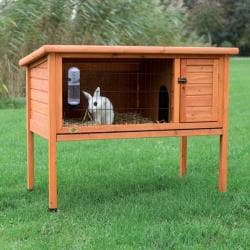 TRIXIE 1-story Rabbit Hutch (L)