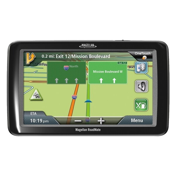 Magellan RoadMate 9055-LM Automobile Portable GPS Navigator