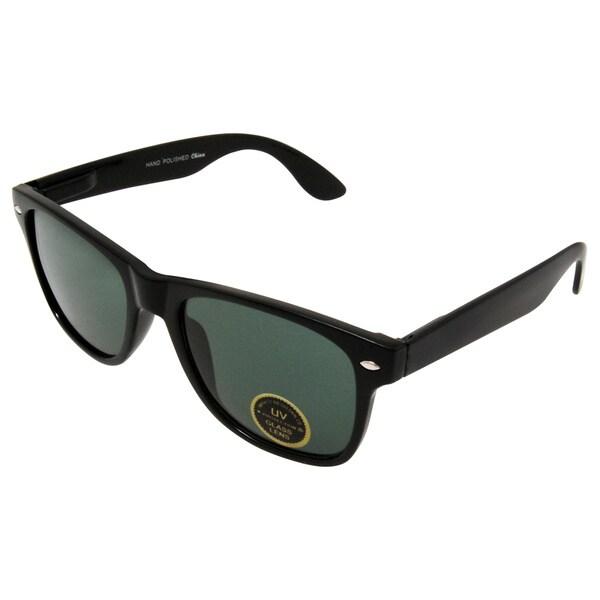 Unisex Black Fashion Sunglasses PW2GL-Black