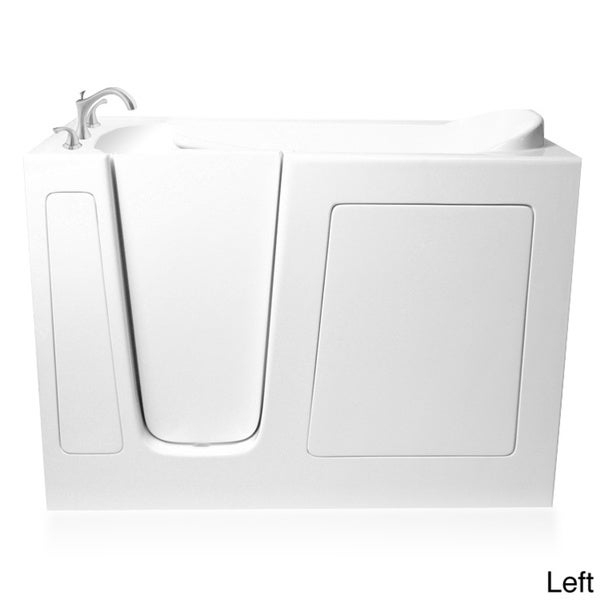 2651 Dual Series Walk-in Bathtub