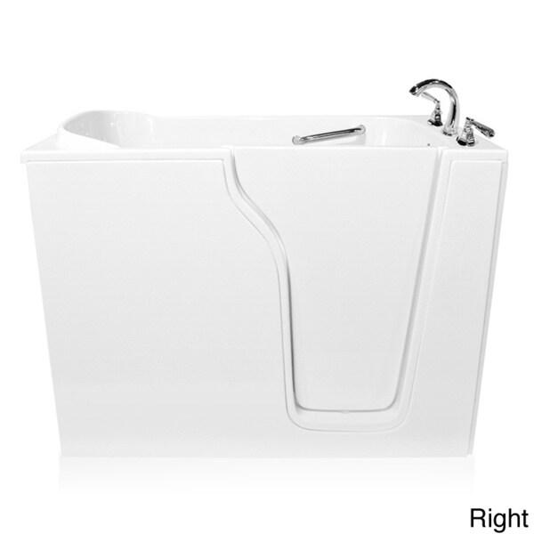 3555 Dual Series Walk-in Bathtub