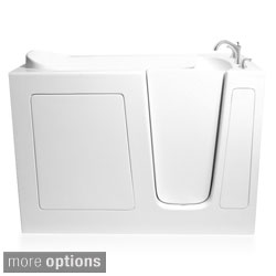 3054 Soaker Series Walk-in Bathtub