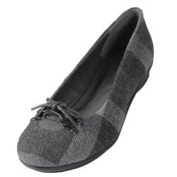 Madden Girl by Steve Madde Women's 'Dezzy' Plaid Ballet Flat