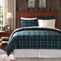 Premier Comfort Franklin Plaid King-size 3-piece Down Alternative Comforter Set