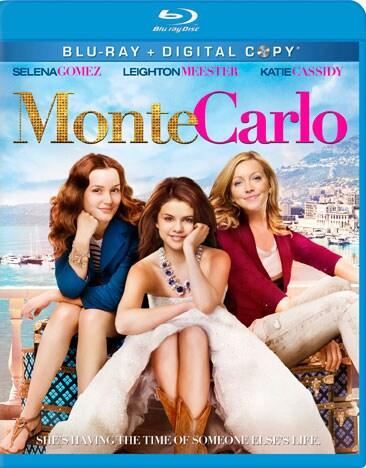 Monte Carlo (Blu-ray Disc)