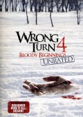Wrong Turn 4: Bloody Beginnings (DVD)