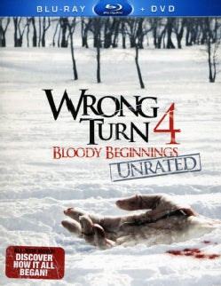 Wrong Turn 4: Bloody Beginnings (Blu-ray Disc)