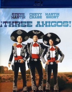 Three Amigos (Blu-ray Disc)