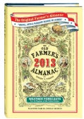 The Old Farmer's Almanac 2013 (Hardcover)