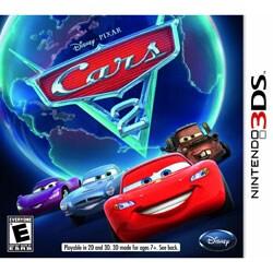 Nintendo 3DS - Cars 2