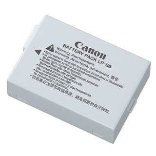 Canon LP-E8 Lithium-Ion Battery