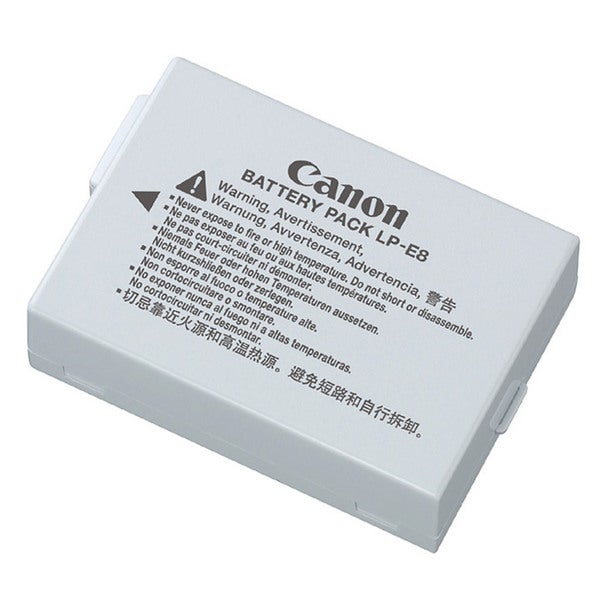 Canon LP-E8 Lithium-Ion Battery