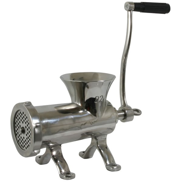 Stainless Steel #22 Meat Grinder