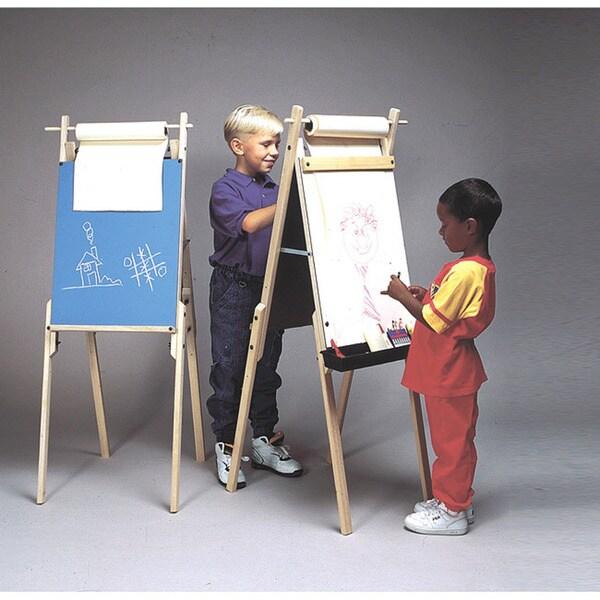 Kids Dual Art Center Easel