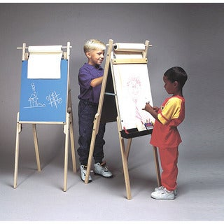 Kids Dual Art Center Easel