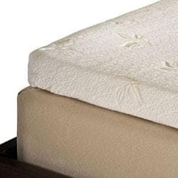 Comfort Dreams Pillow Top 14-inch California King-size Memory Foam Mattress