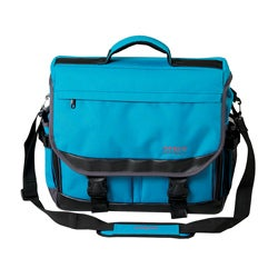 Martin Just Stow-It Blue Ultimate Messenger Bag