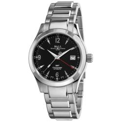Ball Men's 'Engineer II Ohio GMT' Automatic Stainless Steel Luxury Watch