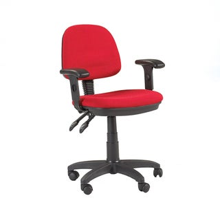 Martin Feng Shui Desk Height Chair in Red