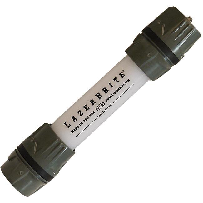 Lazerbrite Multi-Lux Infrared and Infrared Flashlight