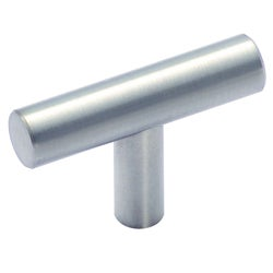 Amerock 2-inch Stainless Steel T-Knobs (Pack of 5)