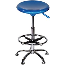 Martin Blue Artisan Drafting Stool