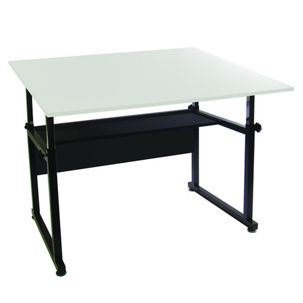 Martin Universal Designs Ridgeline Adjustable Drafting and Hobby Craft Table