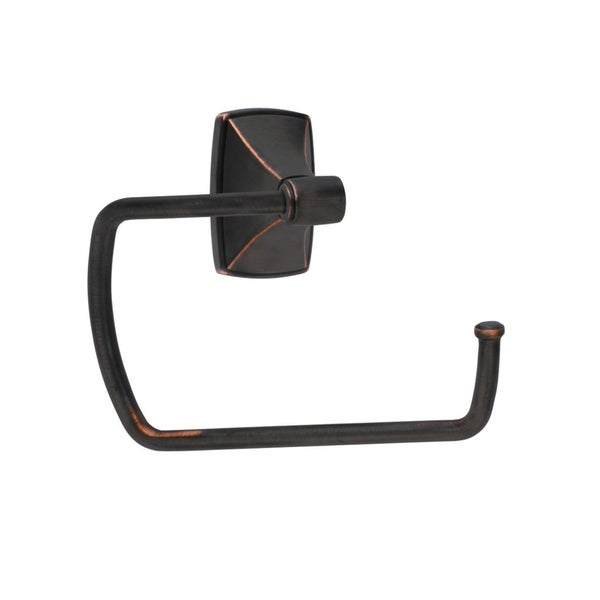 Amerock Clarendon Oil Rubbed Bronze Bath Tissue Holder