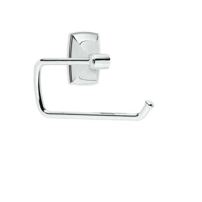 Amerock Clarendon Chrome Bath Tissue Holder