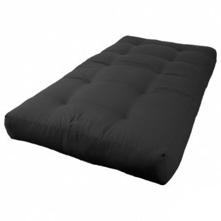 Blazing Needles Renewal Twin-size 8-inch Twill Futon Mattress