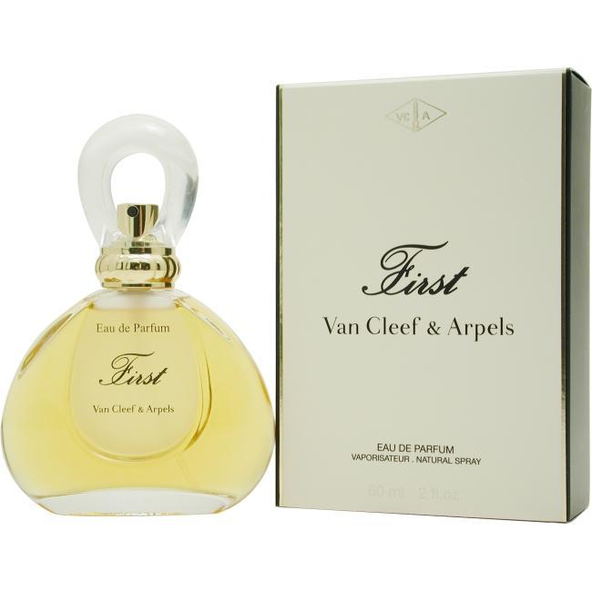 Van Cleef & Arpels 'First' Women's 2-Ounce Floral Eau de Parfum Spray