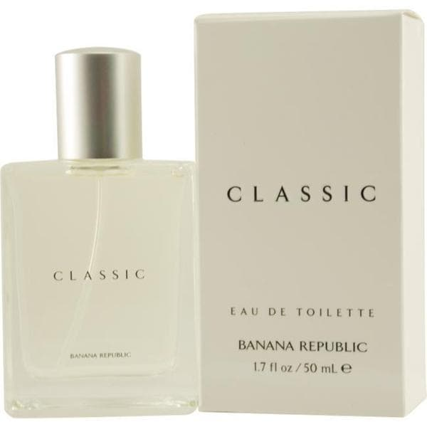 Banana Republic Classic Men's 1.7-ounce Eau de Toilette Spray