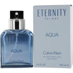 Calvin Klein 'Eternity Aqua' Men's 3.4-ounce Eau de Toilette Spray