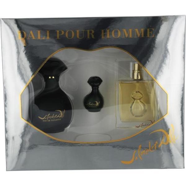 Salvador Dali 'Salvador Dali' Men's Three-piece Fragrance Set