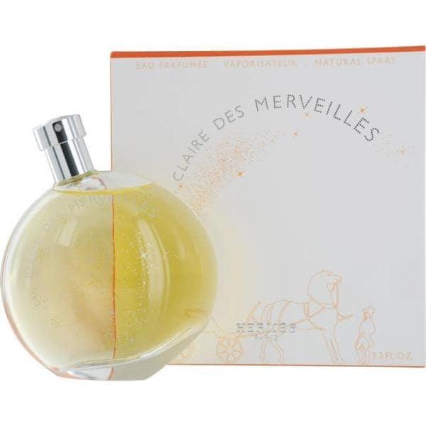 Hermes Eau Claire des Merveilles Women's 3.3-ounce Eau de Toilette Spray