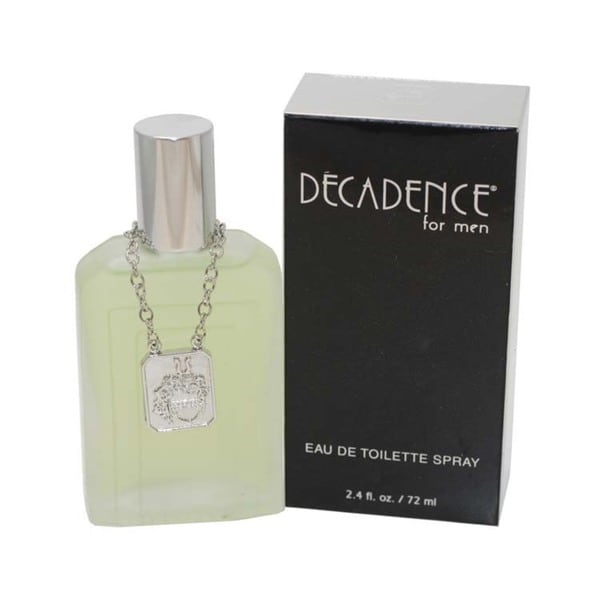 Parlux decadence Men's 2.4-ounce Eau de Toilette Spray