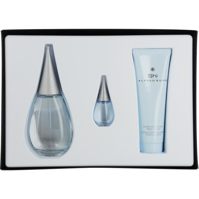 Alfred Sung Shi Women's Three-piece Fragrance Set