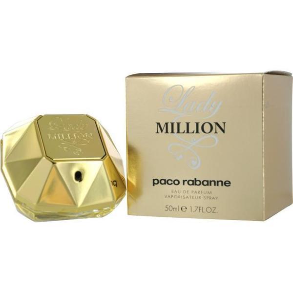 Paco Rabanne Lady Million Women's 1.7-ounce Eau de Parfum Spray