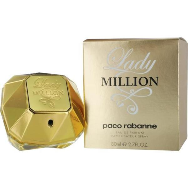 Paco Rabanne Lady Million Women's 2.7-ounce Eau de Parfum Spray