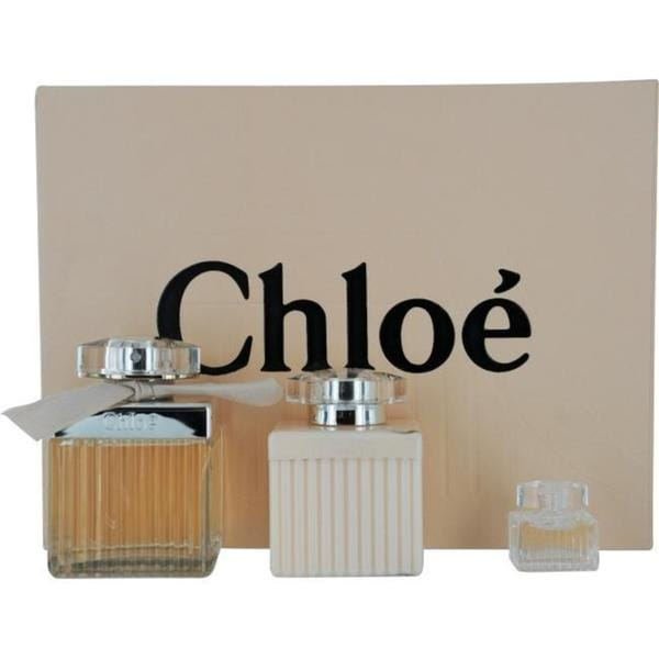 Chloe New Women's Three-piece Fragrance Set