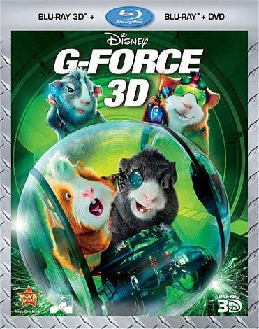 G-Force 3D (Blu-ray/DVD)