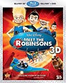Meet the Robinsons 3D (Blu-ray/DVD)